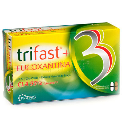 Trifast Fucoxantina
